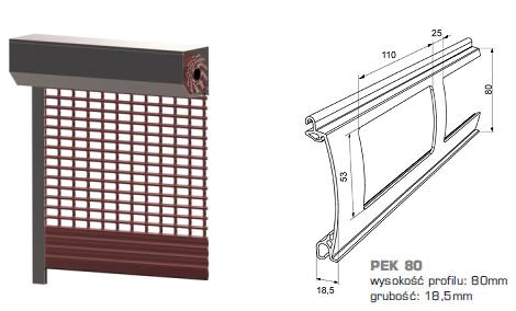Groovy Kraty rolowane - Okna Fenix. Najlepsze okna, rolety i parapety w CM14