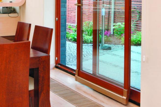 Zaawansowane Drzwi przesuwne PCV - Okna Fenix. Najlepsze okna, rolety i RQ81