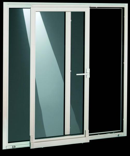 Wybitny Drzwi przesuwne PCV - Okna Fenix. Najlepsze okna, rolety i KM24